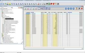 Pago de comisiones en ferreterías - Multiplo Software de Gestion para almacenes